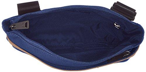 Armani Jeans Herren 9321197p914 Umhängetaschen, 2x23x22 cm Blau (BLU NAVY 06935)