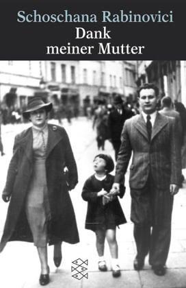 Buchseite und Rezensionen zu 'Dank meiner Mutter' von Schoschana Rabinovici