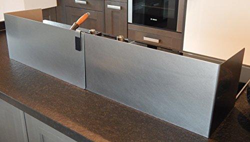 preisvergleich der flexible spritzschutz f r ihre kochinsel f r willbilliger. Black Bedroom Furniture Sets. Home Design Ideas