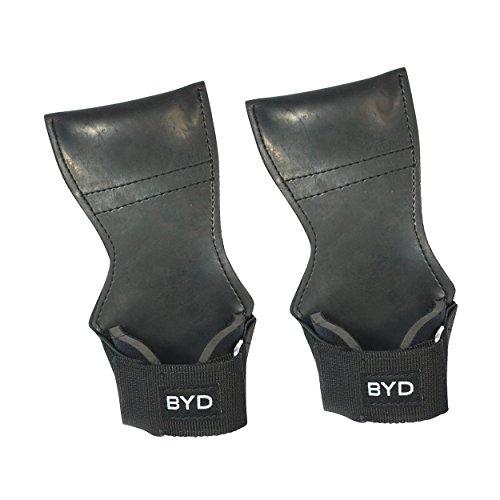 Zughilfen Beyond Dreams fürs Krafttraining - Latzughilfe zum Gewichtheben | Klimmzughaken Handgelenkstütze