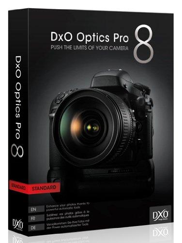 DxO Optics Pro 8 Standard (Link-kamera Tun,)