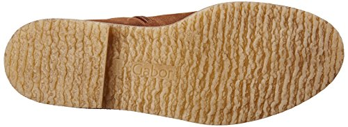 Gabor Ladies Fashion Boots Brown (14 Ranch)