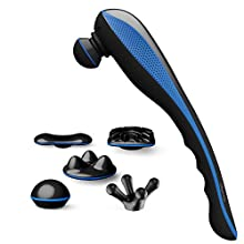 Wahl Massager Cordless Deep Tissue Massager, Back Massager, Neck Massager, Shoulder Massager, Body Massager, Leg Massager, Percussion, Cordless Massage