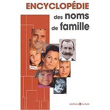 Encyclopédie des noms de famille