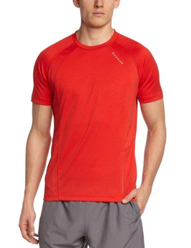 Dare 2b Men'mutige-Shirt s II rot - Feuerrot