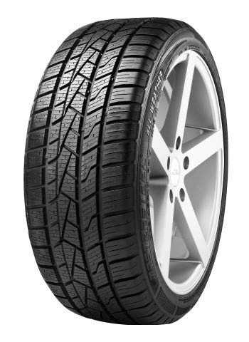 Gomme Mastersteel All weather 235 50 R18 101V TL 4 stagioni per Auto