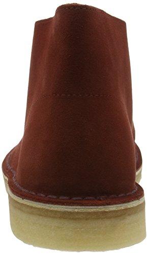 Clarks Originals, Desert Boots Homme Marron (Nut Brown)
