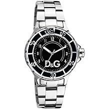 Dolce & Gabbana NCHOR Black DIAL SS BRC Case SS W/Black EN DW0511 -
