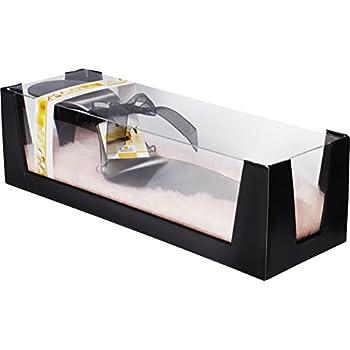 RBV Birkmann 430921 High Heel Cake Server mit Magnet-Absatz 22,5 cm