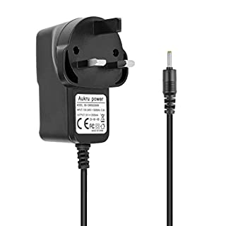 Aukru 5V 2A 2.5mm Power Supply Charger Adapter for Nabi 2 Android Tablet PC