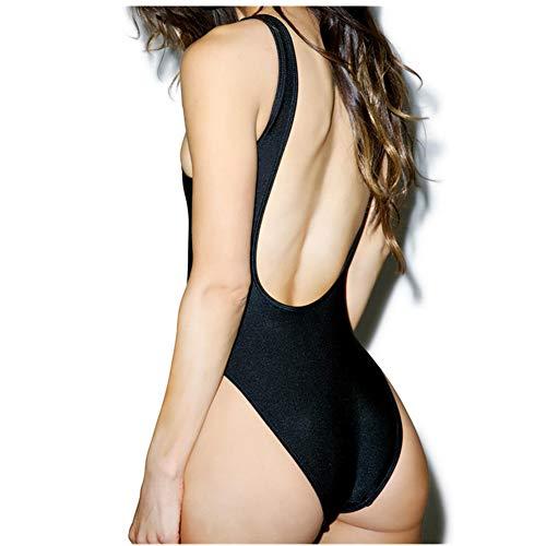 Badeanzug Fehlfunktion - Matteobenni Einteiliger Badeanzug für Frauen mit