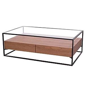 Couchtisch Glas Metall günstig online kaufen | Dein Möbelhaus