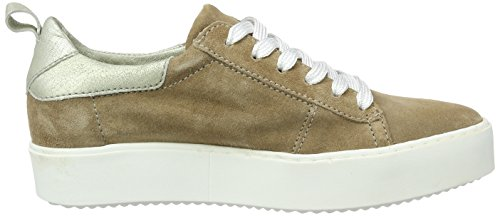 Mjus 894103-0301, Sneakers basses femme Braun (Canapa/Canapa/Canapa/Sole)