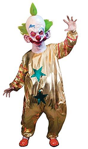 Shorty Kostüm Killer-Klowns aus dem Weltraum - Anzug OHNE - Killer Klowns Kostüm