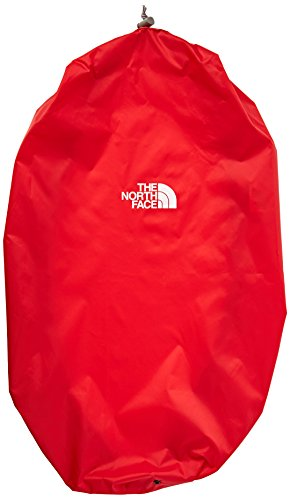 The North Face Unisex Rucksack Regenhülle, tnf red, XS, 0706421873994