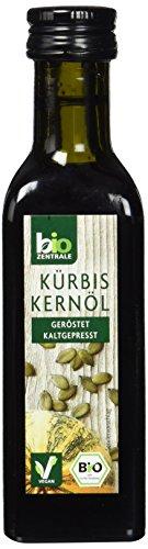 biozentrale Kuerbiskern-Öl, 100 ml