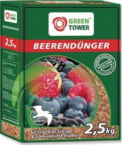 GREEN TOWER ENGRAIS POUR BAIES CARTON DE 2,5 KG