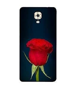 FUSON Designer Back Case Cover for Gionee M6 (Multi Colour Flowers Fool Pushp)