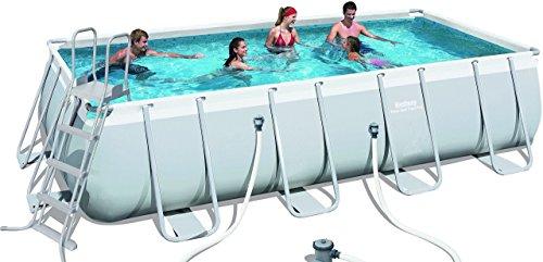 Bestway Frame Pool Power Steel Set 549x274x122 cm