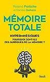 """Afficher """"Mémoire totale"""""""