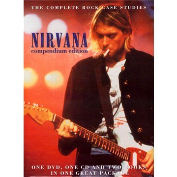 Nirvana - Compendium Edition (Dvd+Cd+2 Books)