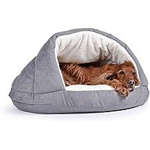 Hundehöhle außen schick, innen bequem, Hundekorb, attraktive Farben, Katzenhöhle