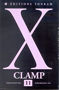 X Edition simple Tome 11