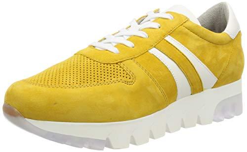 Tamaris Damen 1-1-23749-22 674 Sneaker, Gelb (Sun Suede 674), 38 EU