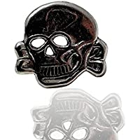 Daywalker Bikestuff Totenkopf • Pin • Badge • Anstecker • Bikerpin