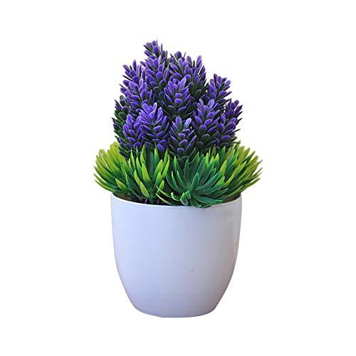 Gysad Planta artificial Fresco natural Planta artificial
