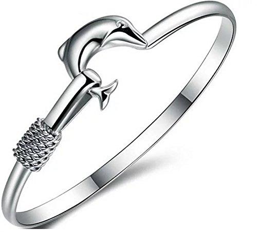 fashion-women-jewelry-solid-925-sterling-silver-bangle-bracelet-gift