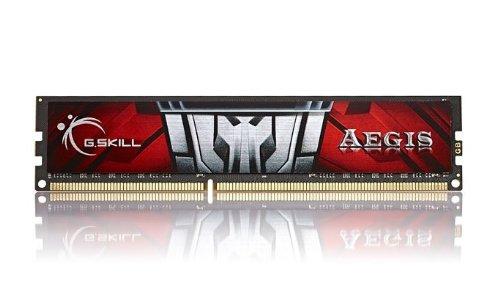 G.Skill Aegis - Memoria RAM de 4 GB (DDR3 1600 PC3-12800)