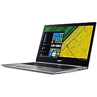 Acer NX.GXZEG.001 Swift 3 - Notebook (Intel Core i5-8250U, 8GB RAM, Intel UHD Graphics 620, Win 10 Home) Silber