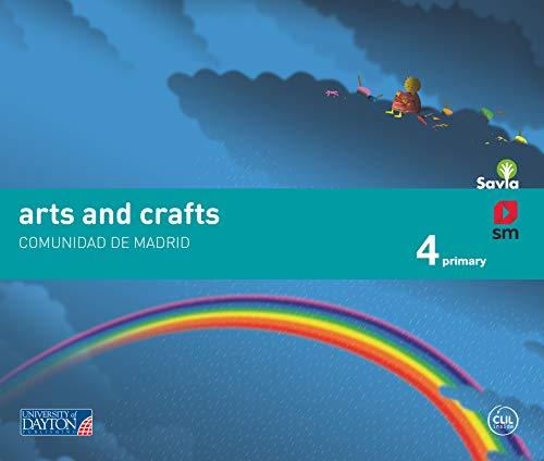 Arts and crafts. 4 Primary. Savia. Madrid