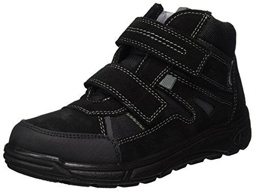 Ricosta Jungen Don Hohe Sneaker, Schwarz, 00038 EU
