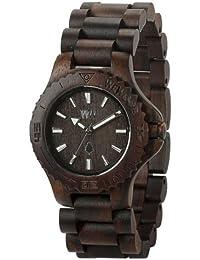 WeWood Date Armbanduhr aus Holz - Chocolate