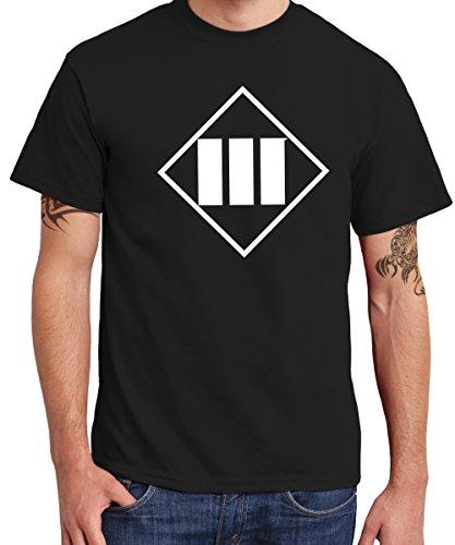 -- Son of New Bordeaux -- Boys T-Shirt Schwarz