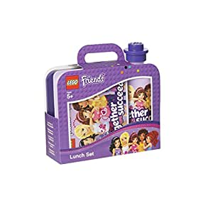 LEGO Friends Lunch Set, Lavender
