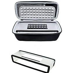 Poschell Housse de transport pour Bose Soundlink Mini Bluetooth Portable Wireless Speaker