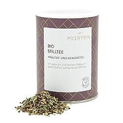 "Mabyen Bio Stilltee - Stillzeit Tee Bekannt aus""Die Höhle Der Löwen"" Kräutertee Naturbelassen Lose Kräuter 90 gr Bockshornklee Mama Tee... (Stilltee)"