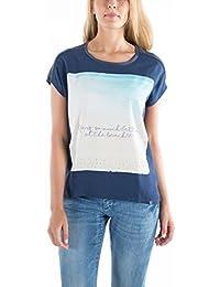 Timezone Beach Life Top, T-Shirt Femme