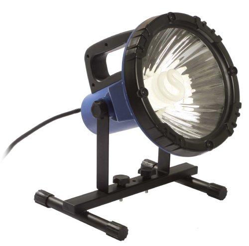 Preisvergleich Produktbild as - Schwabe 46136 Mobil-Arbeitsleuchte WORK-LIGHT 36W, blau