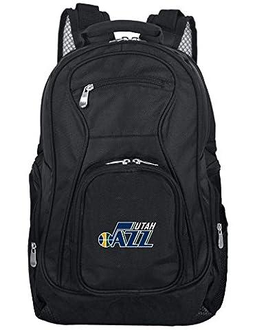 NBA Utah Jazz Voyager Laptop Backpack, 19-inches