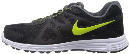 a33c9dd3788de ... best nike revolution 2 msl zapatillas de running para hombre color  negro verde . u2039 u203a ...