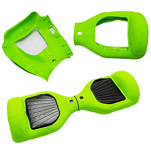 Hiboy Silikon Schutzhülle Für E-Balance Scooter 6.5 Zoll - Grün