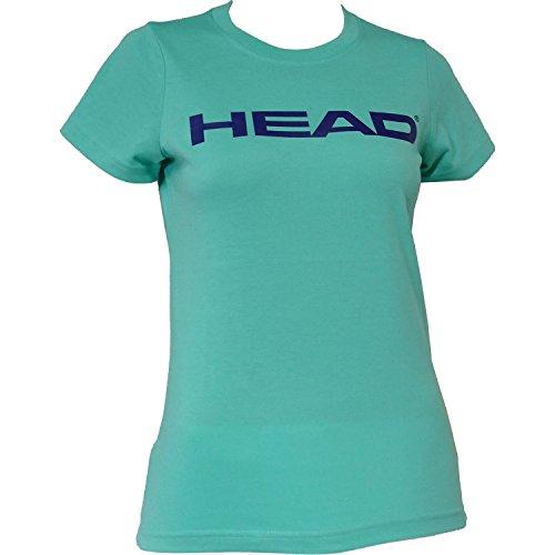 HEAD Damen Tennisshirt grün S -