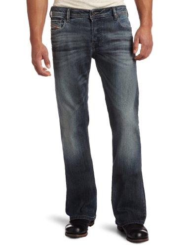 Diesel - - Herren-Jeans Zathan 0885K, 29W x 32L, Denim