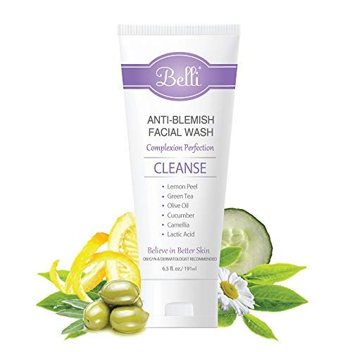 Belli Anti-Blemish Facial Wash- 6.5 oz by Belli