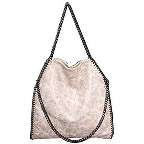 GetThatBag® Vienna Tote Falabella Bag catena d'argento Hardware Borsa delle