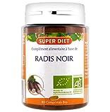 Super diet - Radis noir - comprimés 80 - Un foie stimulé 100% bio